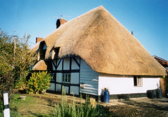new chimney alarm click here for more details - Thatched Rood